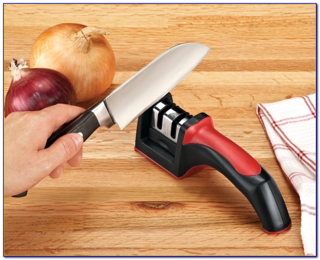 Kitchen Knife Sharpening Guide