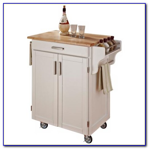 Kitchen Utility Cart With Drawers