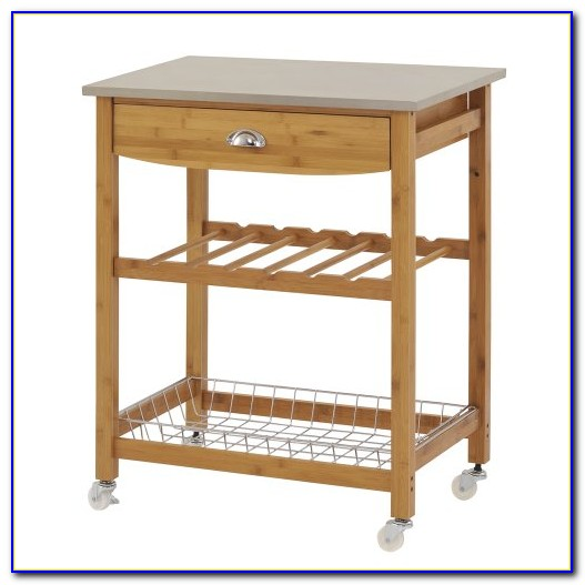 Kitchen Utility Carts With Wheels