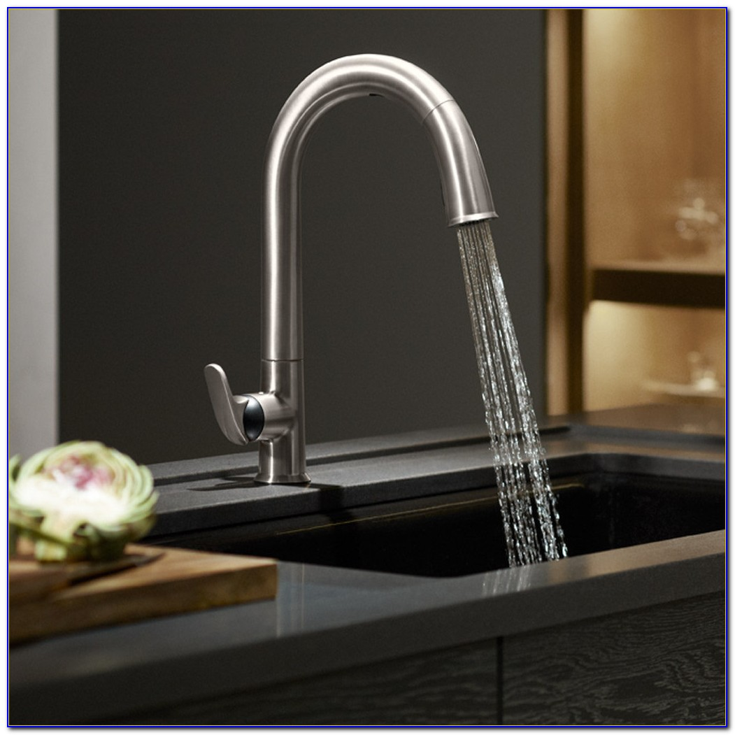 Kohler Kitchen Faucets Oil Rubbed Bronze