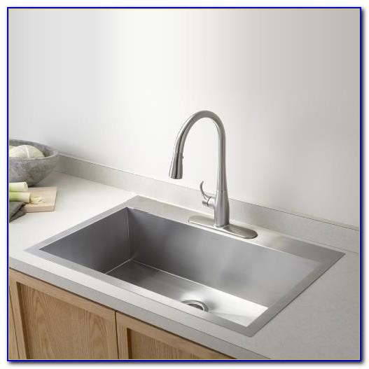 Kohler Kitchen Sinks Undermount Cast Iron