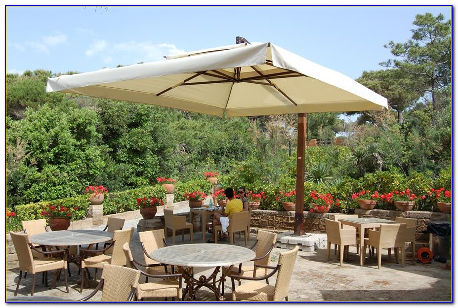 Large Patio Umbrellas Amazon