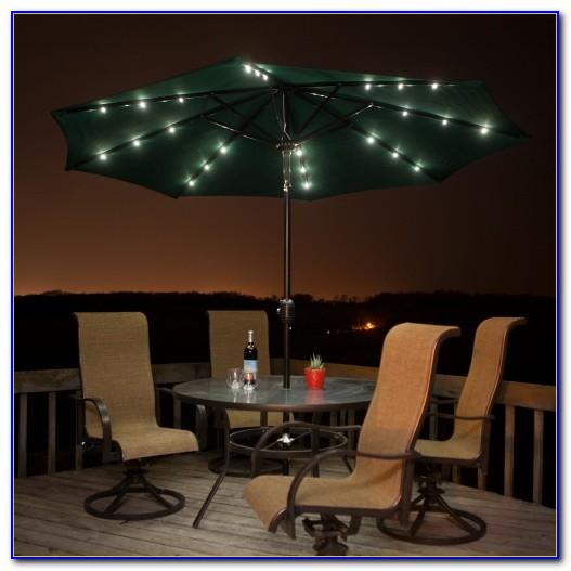Led Patio Umbrella Lights