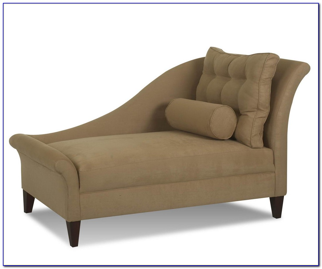Living Room Chaise Lounge Slipcover