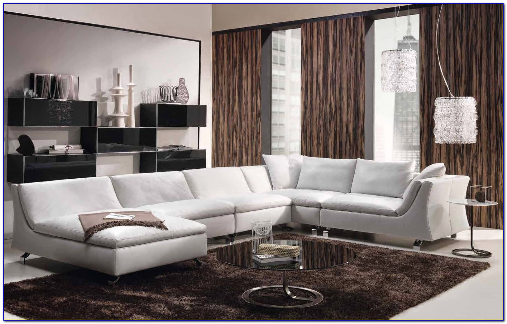 Living Room Sectionals Modern