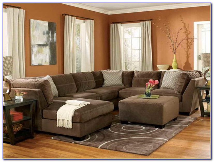 Living Room Sectionals With Recliners