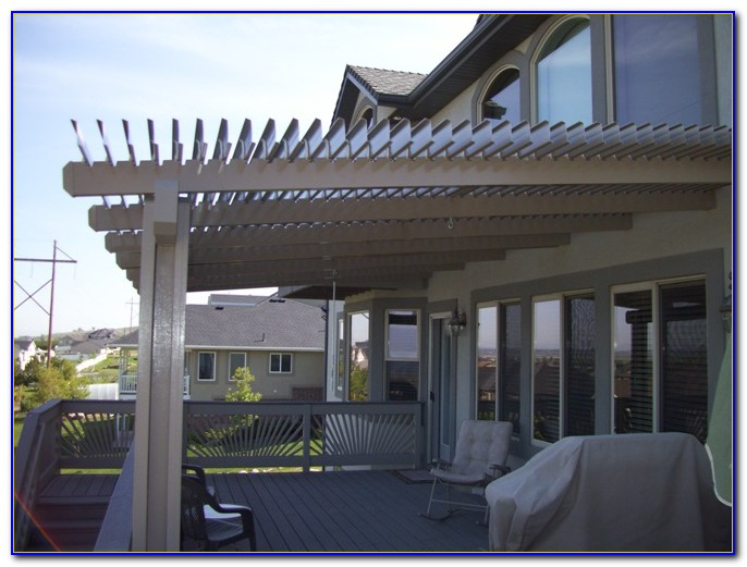 Louvered Patio Covers Houston
