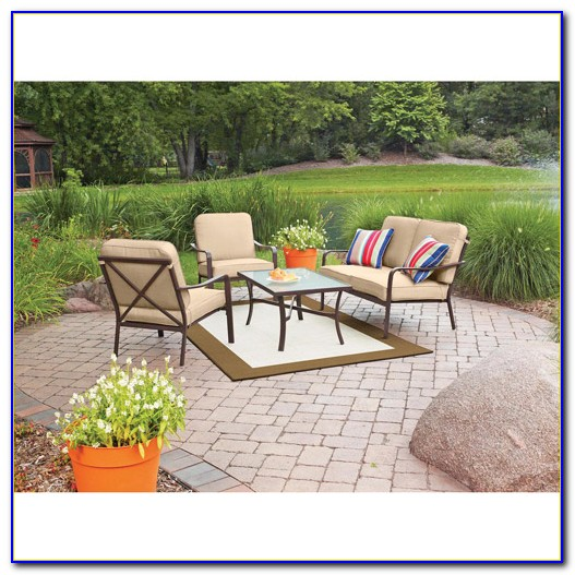 Mainstay Patio Furniture Instructions
