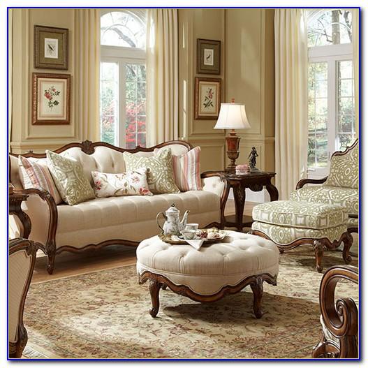 Michael Amini Living Room Furniture