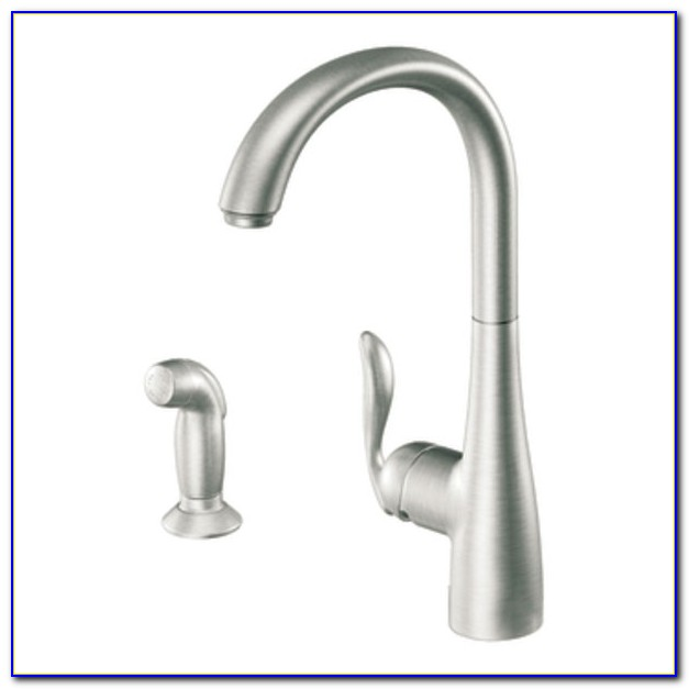 Moen Single Handle Kitchen Faucet Loose At Base