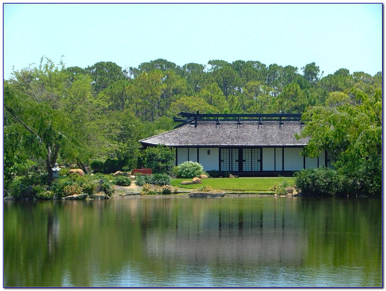Morikami Museum And Japanese Gardens Wedding