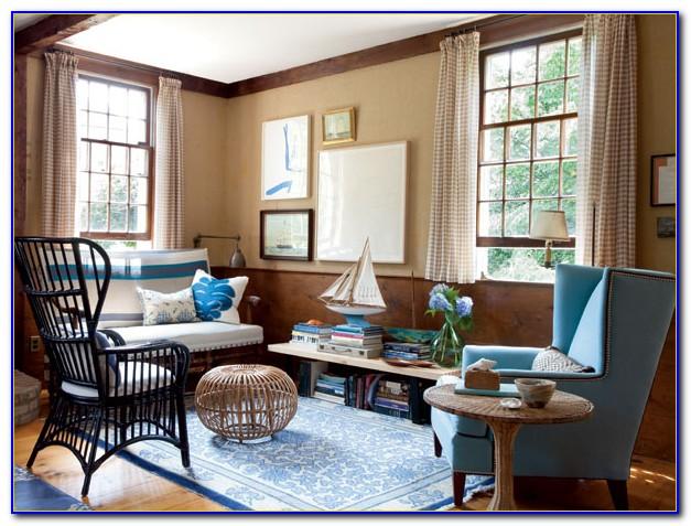 Nautical Living Room Sofas