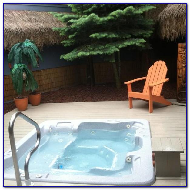 Oasis Hot Tub Gardens Grand Rapids