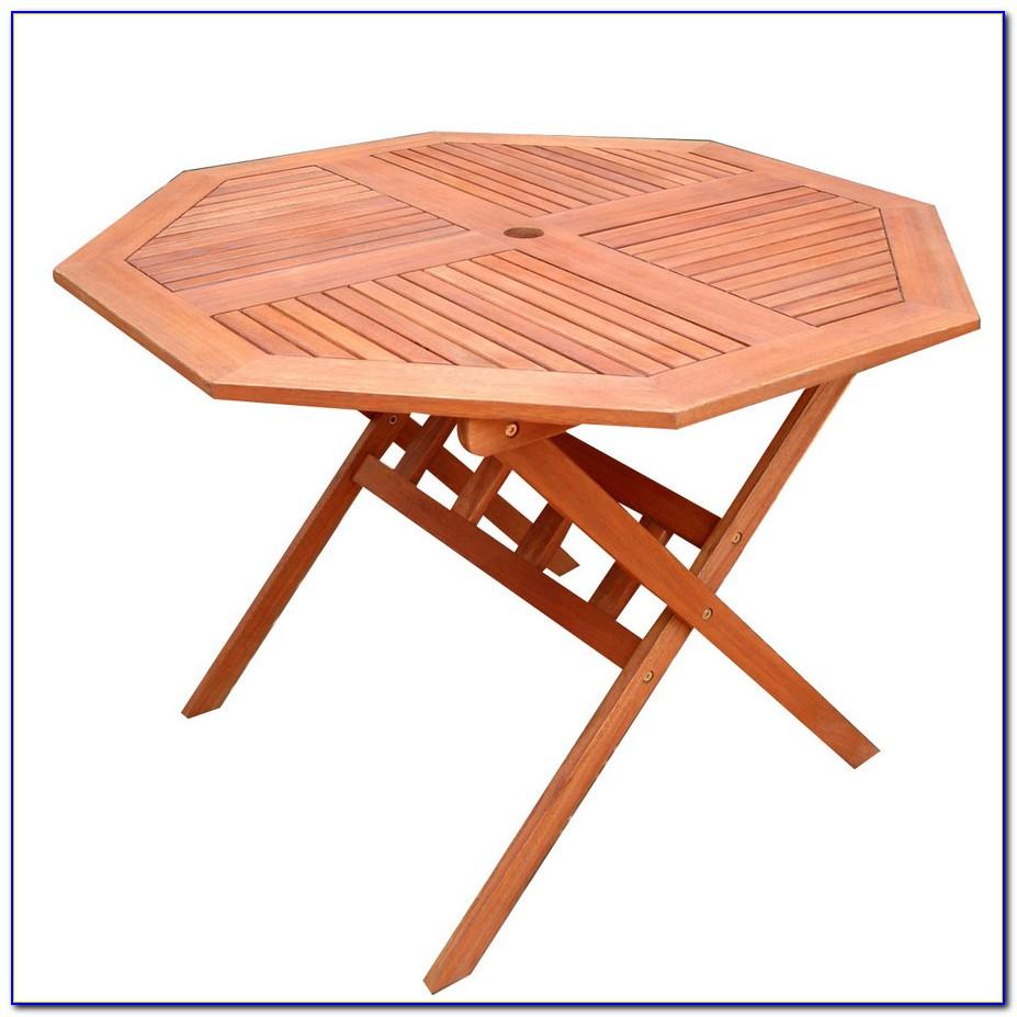 Octagon Patio Table Cast Aluminum