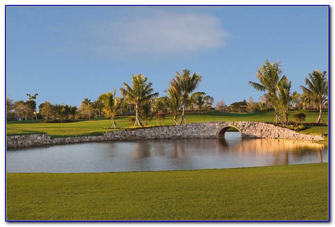 Palm Beach Gardens Golf Course Real Estate