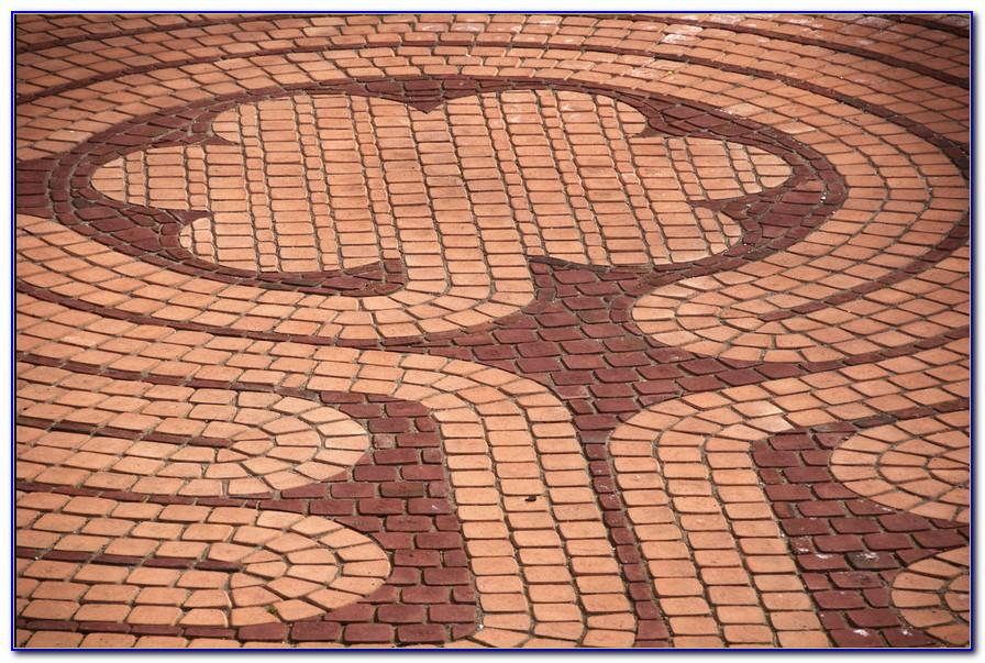 Patio Brick Laying Patterns