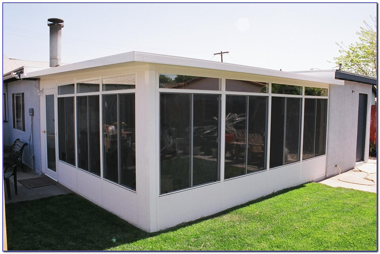 Patio Enclosure Kits Diy