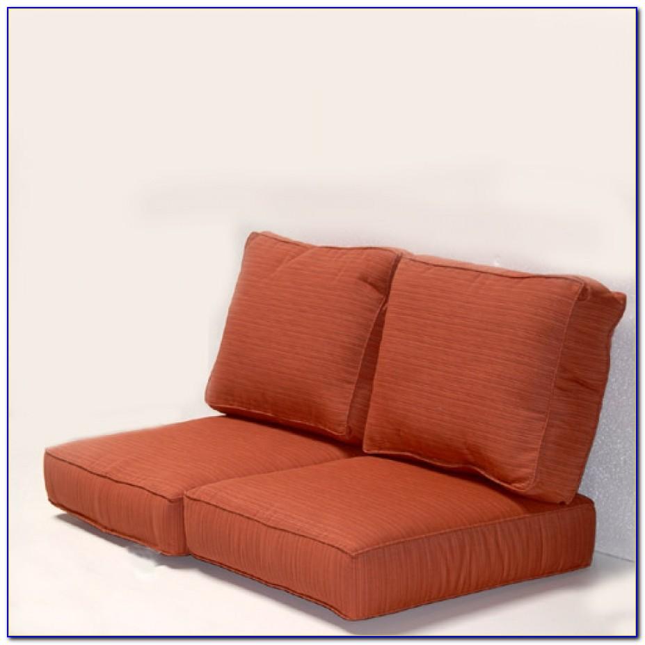 Patio Loveseat Cushions Canada