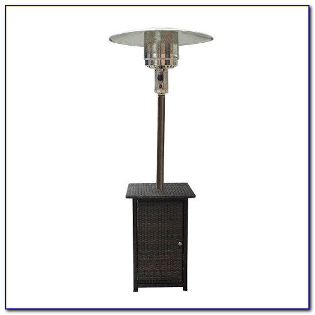 Patio Propane Heaters Tabletop