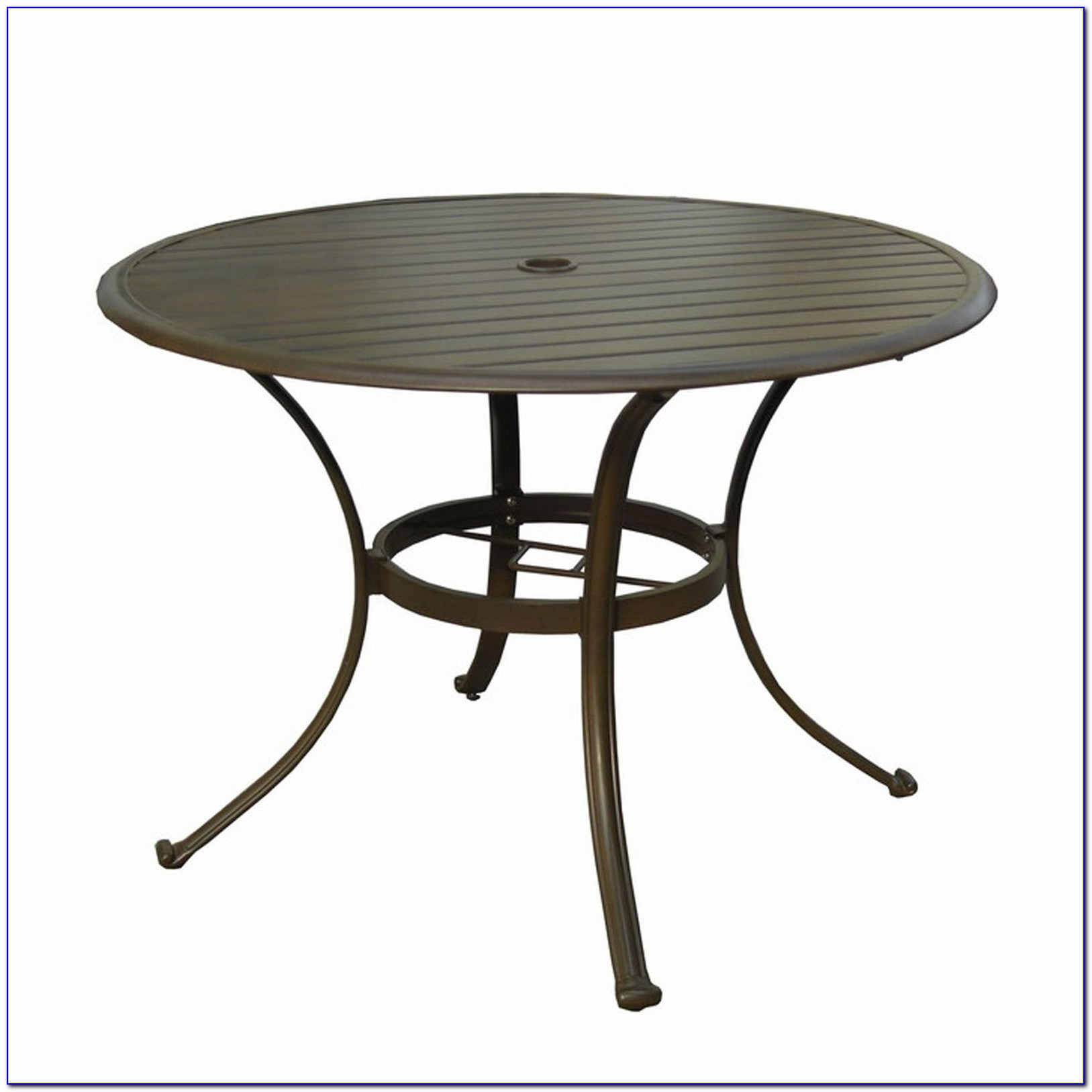 Patio Table With Umbrella Hole Uk