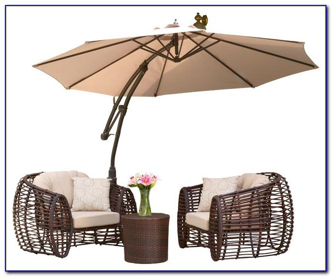 Patio Umbrella Covers With Zipper