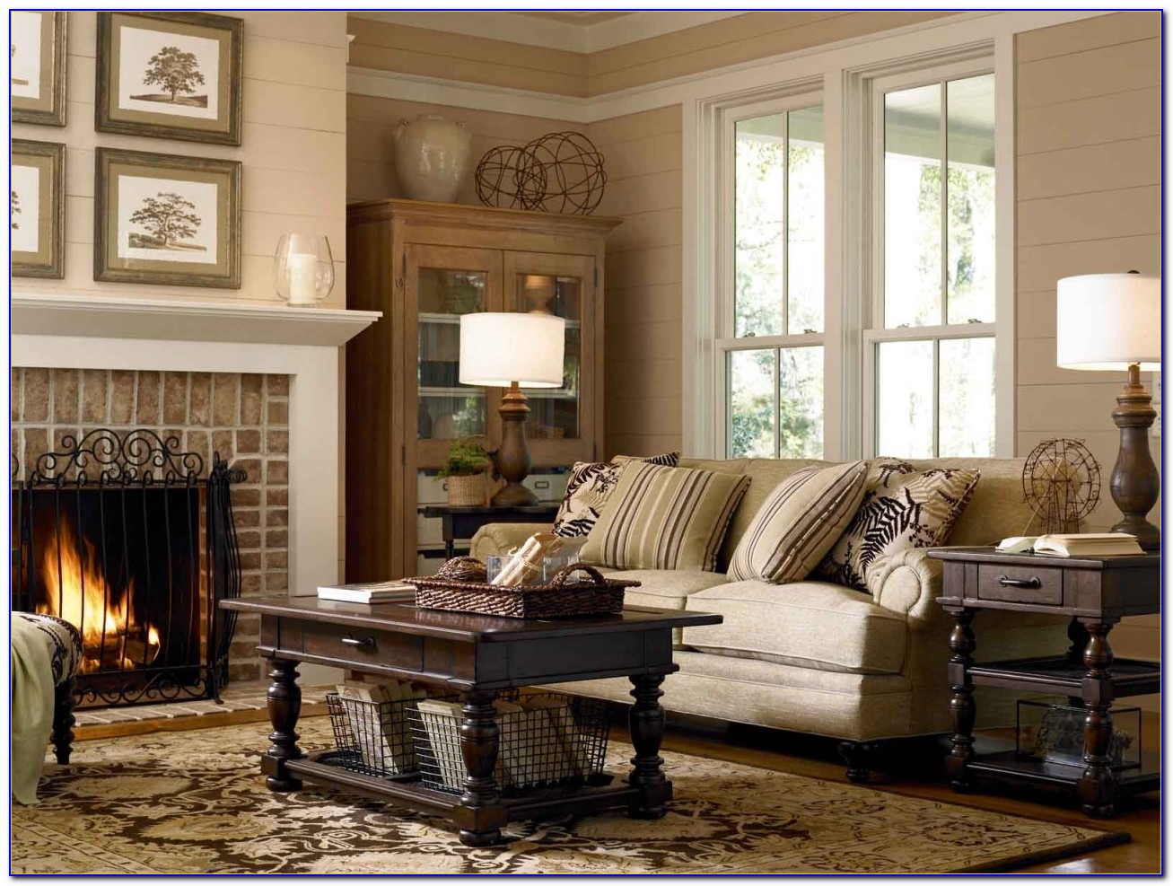 Paula Deen Living Room Furniture