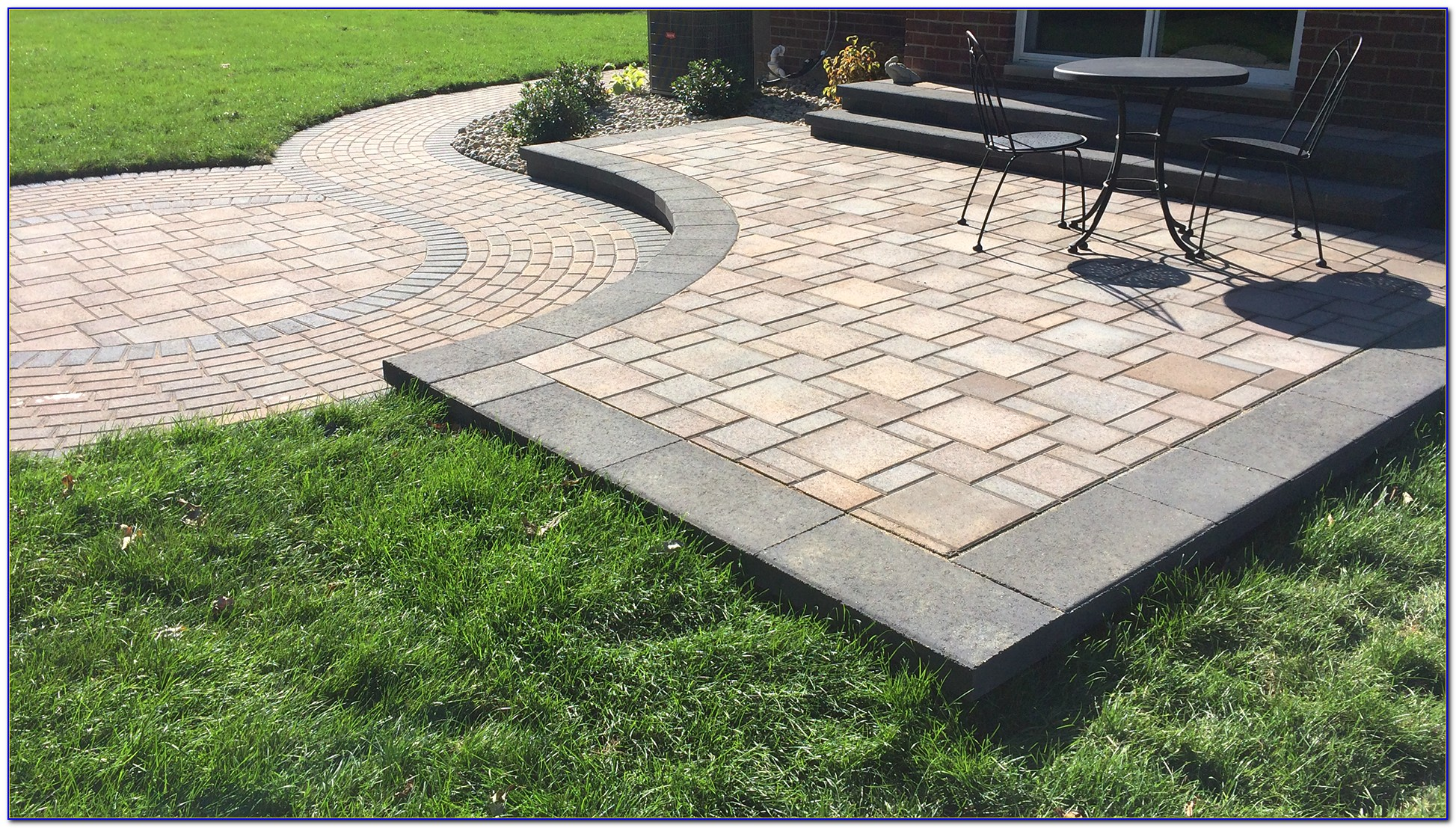 Paver Patio Installation Steps