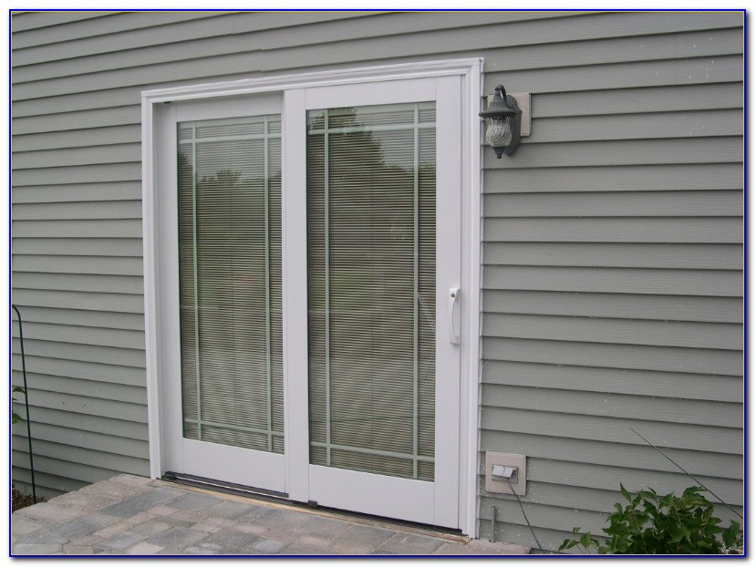 Pella Sliding Glass Doors Installation Instructions