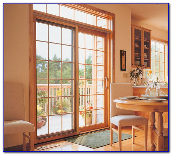 Pella Sliding Patio Doors With Screens