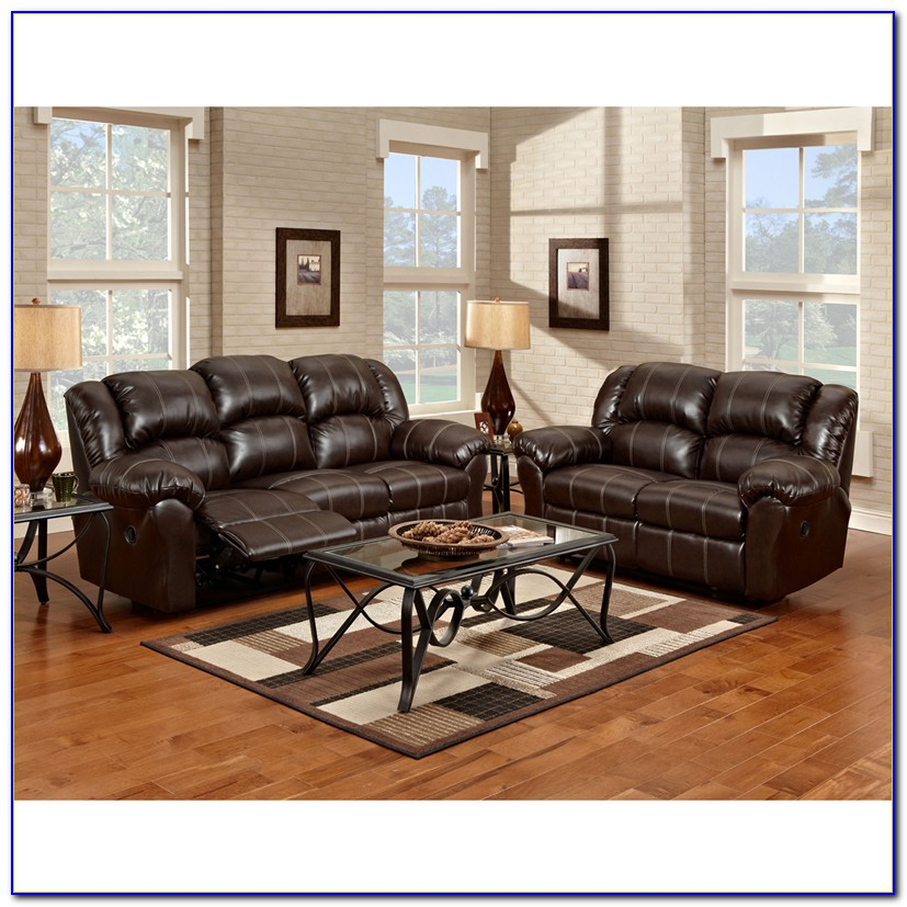 Power Reclining Living Room Sets