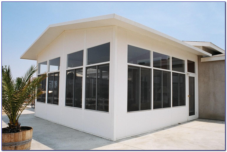 Prefabricated Patio Enclosure Kits