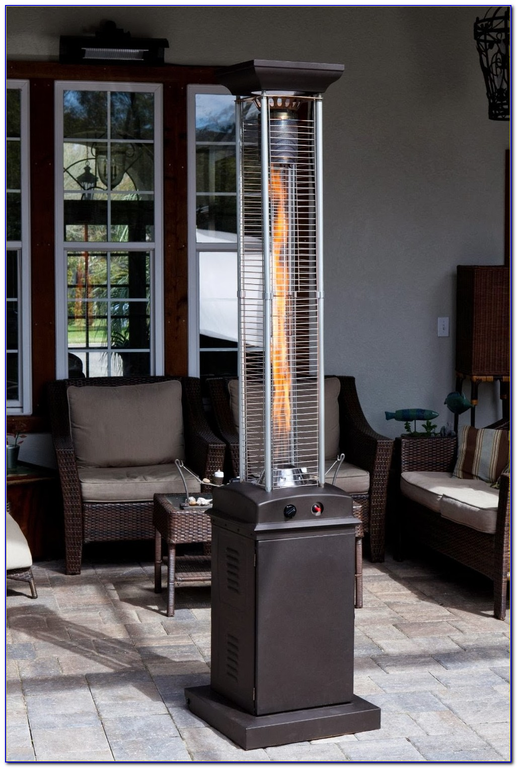 Pyramid Patio Heater Hire