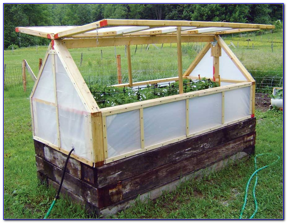 Raised Garden Beds Plans Vegetables