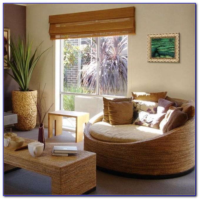 Rattan Living Room Furniture Indoor