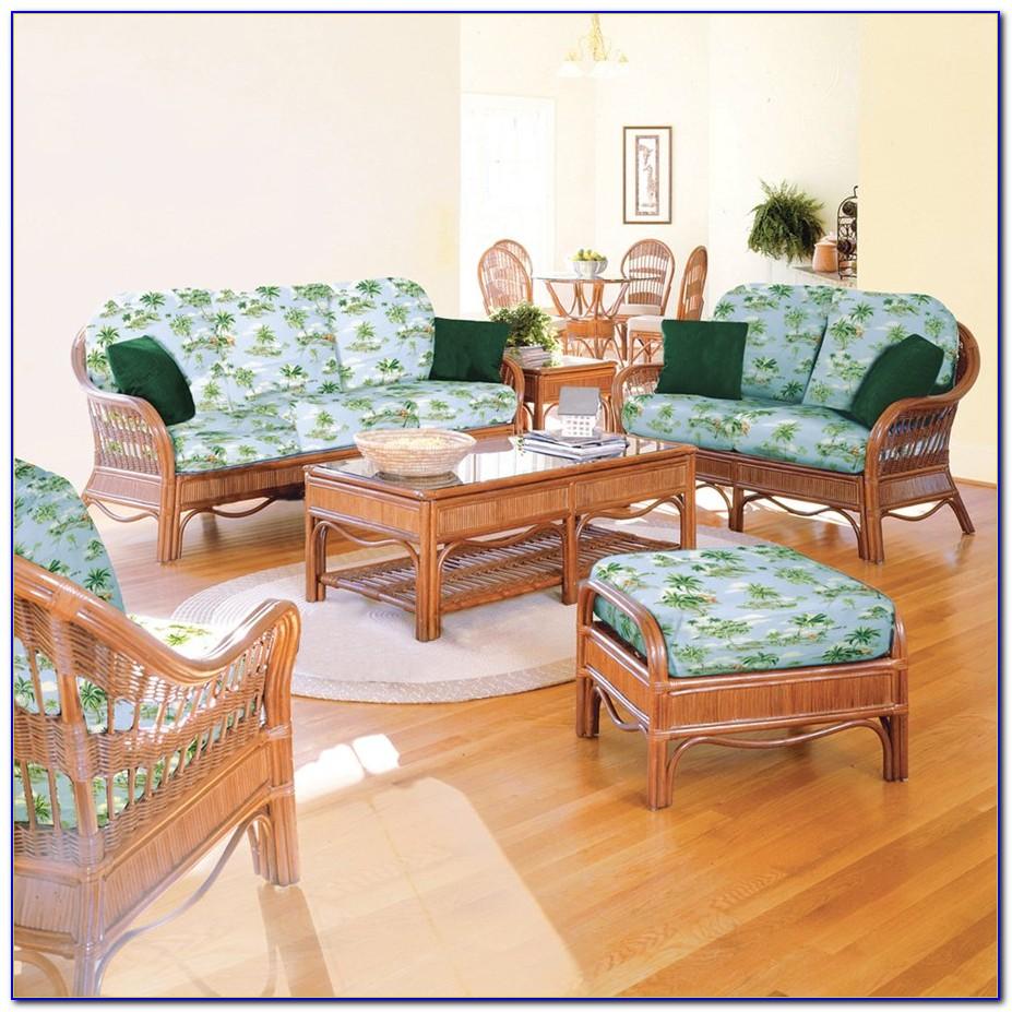 Rattan Living Room Furniture Sets