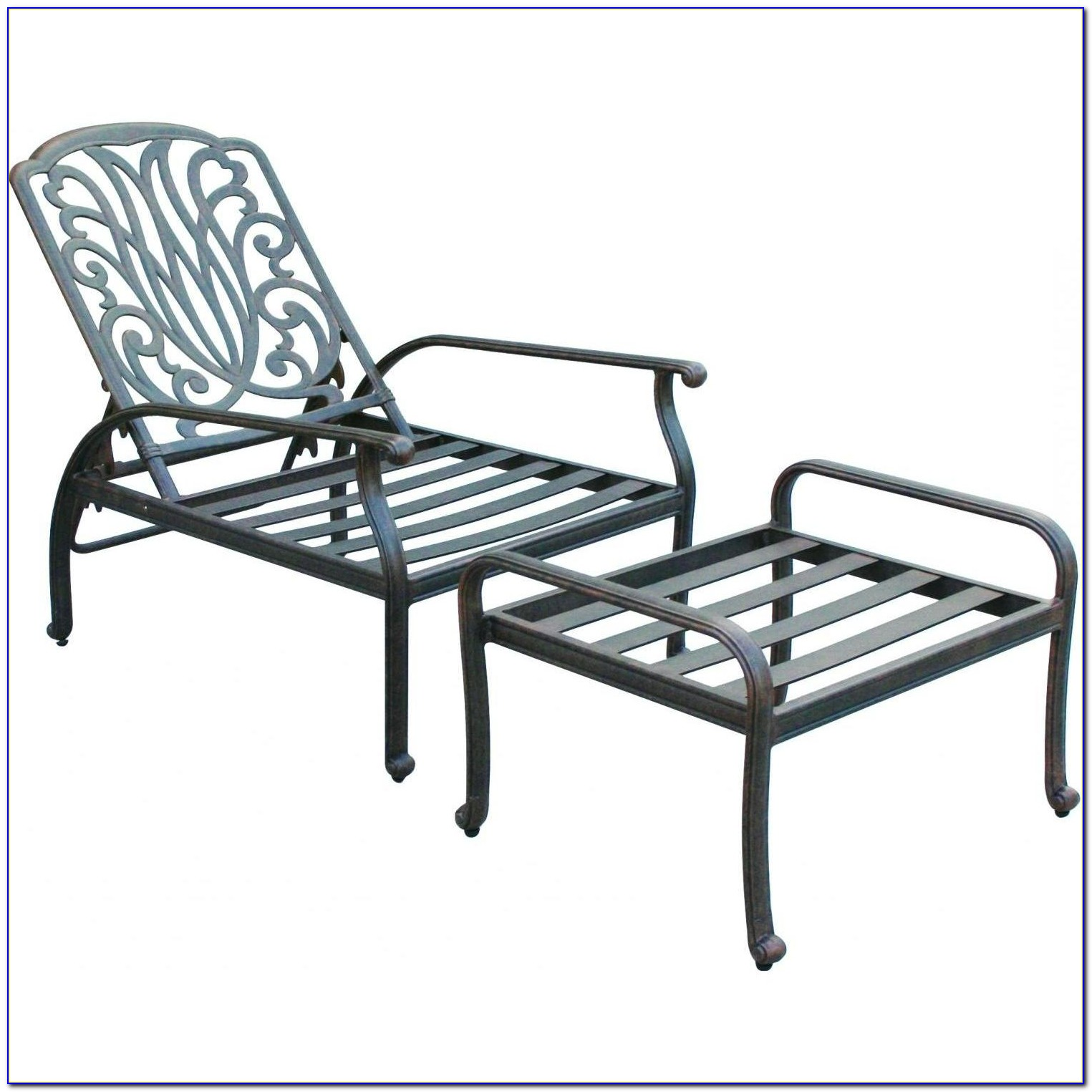 Reclining Patio Chairs With Cushions