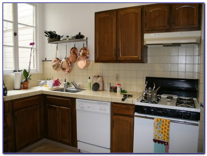 Redoing Kitchen Cabinets In A Mobile Home