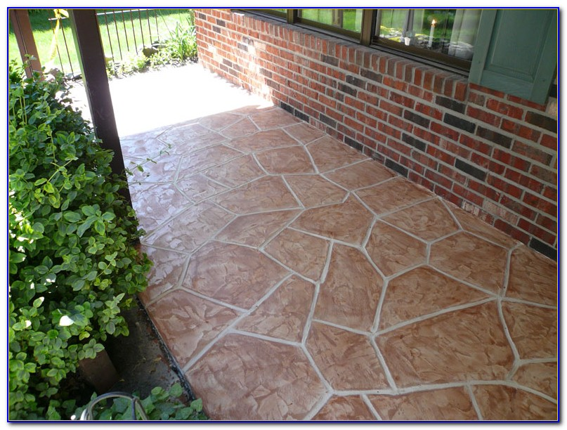 Resurfacing Concrete Patio Uk