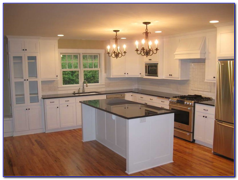 Resurfacing Kitchen Cabinets White