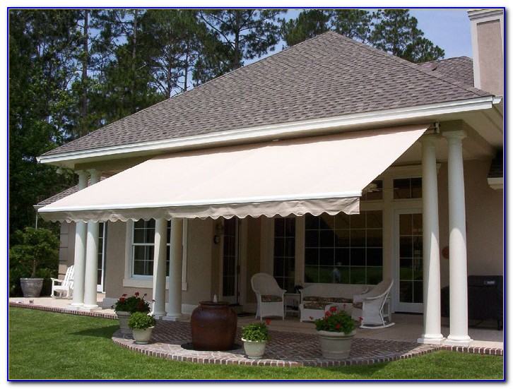 Retractable Patio Awnings Ottawa