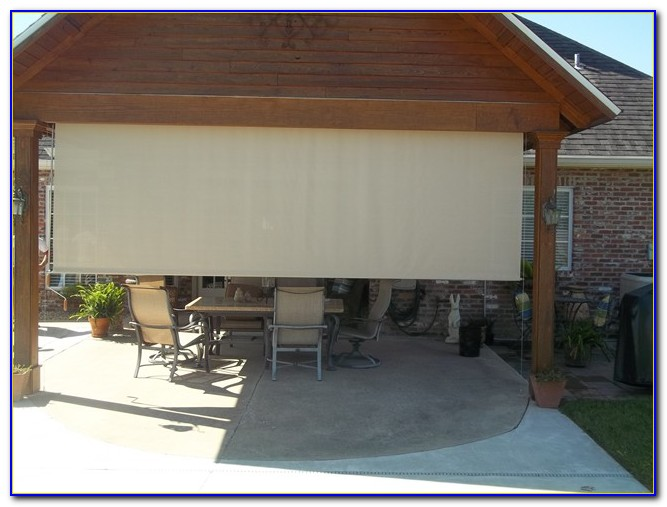 Retractable Screens Patio Doors
