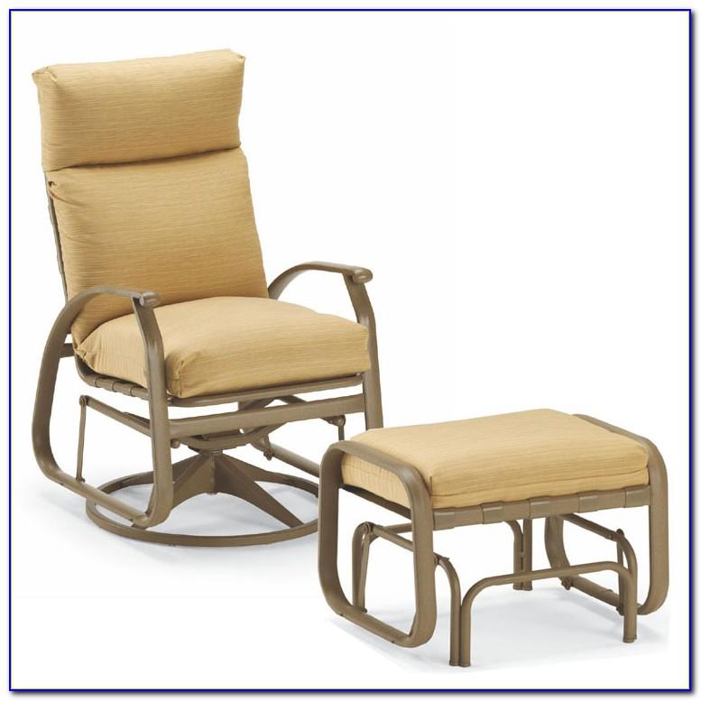 Retro Glider Patio Furniture