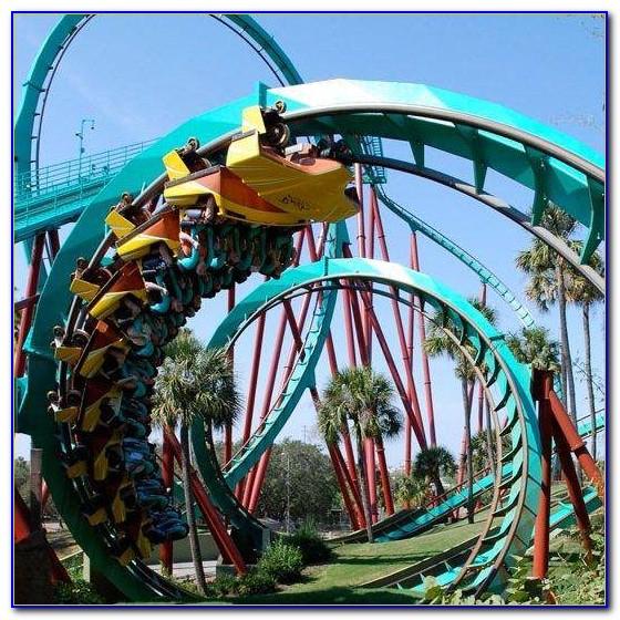 Rides At Busch Gardens Tampa