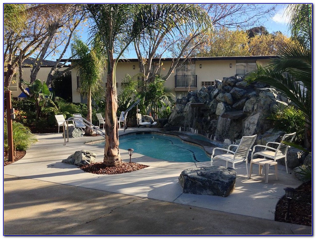 Rose Garden Hotel San Luis Obispo Ca