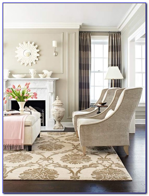 Rug Size For Small Living Room