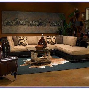 Safari Living Room Decorating Ideas