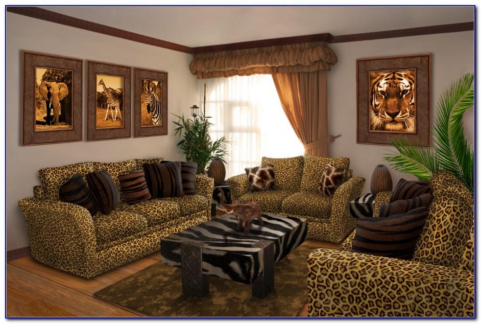 Safari Living Room Ideas