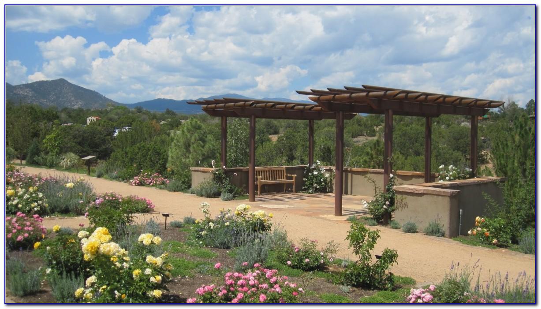 Santa Fe Botanical Garden Wetlands