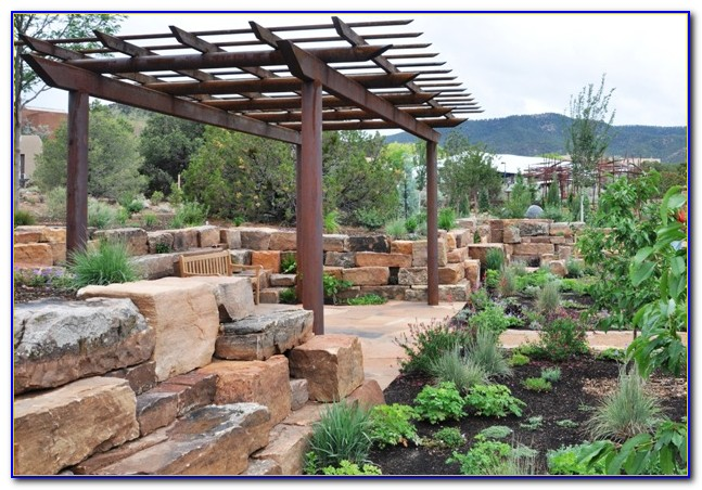 Santa Fe Botanical Gardens New Mexico