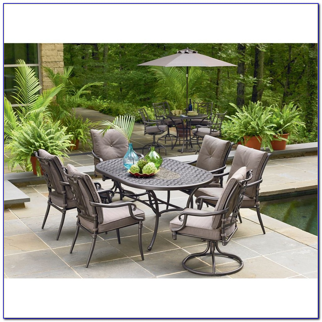 Sears Patio Set With Firepit